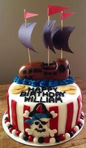 calah hilton hilton hilton this is a cute pirate cake boys