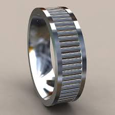 mens wedding rings wedding rings vintage mens wedding bands etsy wood mens wedding