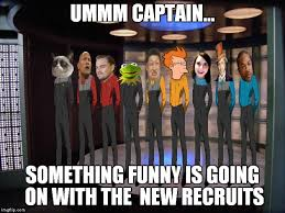 Funny Star Trek Memes - meme trek imgflip