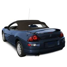 mitsubishi eclipse sypder convertible top replacement