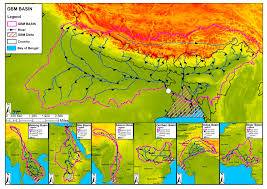The Rift Ce Treasure Map Software Developed By Servir Interns Aids Nepal Earthquake