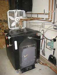 Free Homemade Outdoor Wood Boiler Plans by Large Diy Solar Space Heating System
