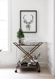 Suche Wohnzimmer Bar Holiday Decor Bar Cart Anne Sage Decorate Home Pinterest