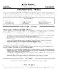 accountant resume sle hedge fund accountant resume resume for study