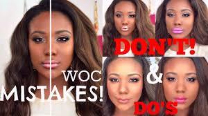black women lipstick mistakes to avoid top woc drugstore