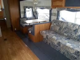 2005 forest river wildwood 31qbss travel trailer stewartville mn