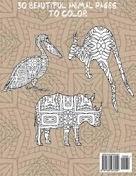 amazon australian animal coloring book 30 beautiful animal