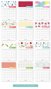 printable calendar 2017 for planner monthly printable calendar 2017 calendar 2017 printable calendars