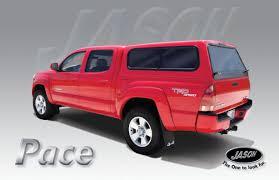 Dodge Ram Truck Caps - jason pace fiberglass topper