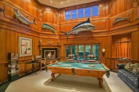 House Design Games English Fishing Trophy Room Not Much Here But You Get The Idea Home