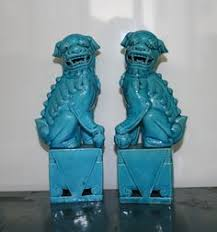 turquoise foo dogs for sale amazing antique pair green spinach jade grade a foo dog