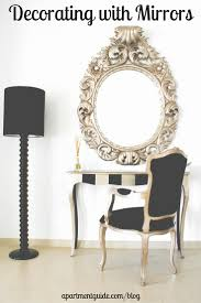 small apartment decor a guide to decorating with mirrors