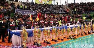 presidente inaugura segunda fase de los juegos en chuquisaca inicia los vi juegos deportivos estudiantiles