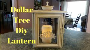 light up display stand dollar tree dollar tree diy lantern youtube