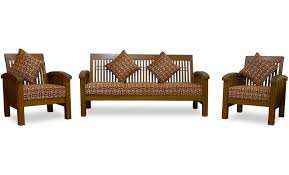 cool kerala wooden sofa set designs for your classic home interior