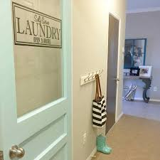 decor sign home wall rustic wood decor laundry room