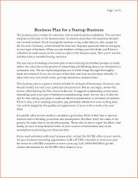 Microsoft Business Plan Templates Awesome Sample Business Proposal Pictures Resume Samples