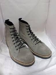 s monkey boots uk asos lace up monkey boots grey suede uk 6 eu 39 ln05 86 ebay