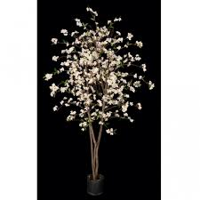5 foot artificial cherry blossom tree potted w 150010