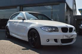 white bmw 1 series sport used bmw 1 series 118d m sport 3dr for sale in wednesbury