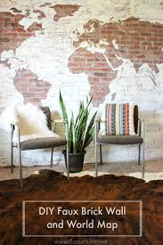 home depot interior wall panels faux brick wall world map faux brick panels brick paneling and