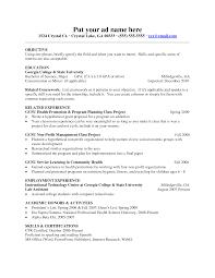 interesting model resume for teacher job with sample resume for
