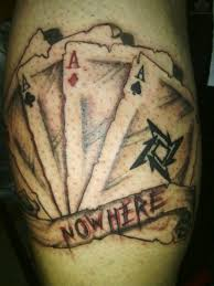 now here u2013 poker tattoo