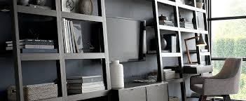 how to style a bookcase how to style a bookcase crate and barrel