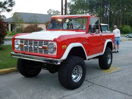 Ford Bronco Lifted Mud Truck - dseb page