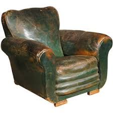 giannetti home belgian green leather chair 1stdibs polyvore