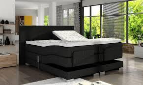 m chambre andre ensemble la sommier lit relaxation deco electrique 120x190 but