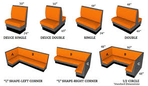 Banquette Booth Seating Used For Selected Furniture Booths Guide