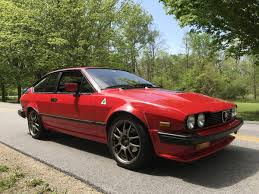 alfa romeo montreal for sale alfa romeo gtv6 for sale hemmings motor news
