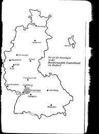 Kassel Germany Map by Thomas P Oberst User Trees Genealogy Com