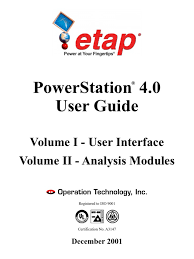 etap powerstation 4 0 user guide dr tarek nagla microsoft