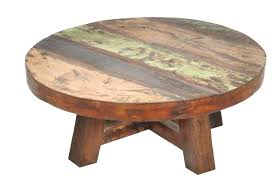 reclaimed wood round coffee table reclaimed wood coffee table round simplysami co