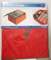 ornament storage box 40 compartments 14x17x10 new ebay