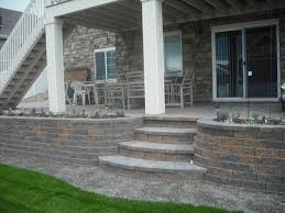 front porch incredible home exterior design with gray paver brick