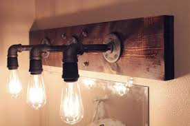 light fixture with outlet for bathroom bathroom vanity light