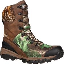 rocky adaptagrip realtree comfort outdoor boot rkys155