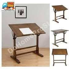 Vintage Drafting Table Vintage Drafting Table Industrial Antique Wood Drawing Desk