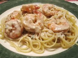 boursin cuisine recettes ma cuisine sans prétention linguines aux crevettes sauce au boursin