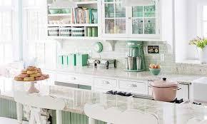 vintage küche kreative küchen inspiration für vintage küche weiß und grün
