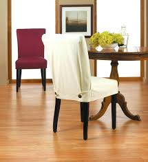 Sure Fit Dining Room Chair Covers Sure Fit Cotton Duck Dining Room Chair Slipcover Chairs
