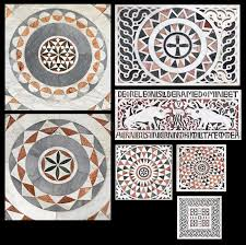 inlaid marble ornaments stock image image 26314463