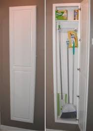 12 inch broom cabinet likeness of broom closet cabinet smart and practical solution to
