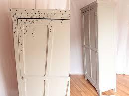armoire vintage chambre chambre vintage bebe