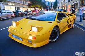 pictures of lamborghini diablo lamborghini diablo sv is turning heads in