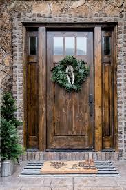 30 Inch Exterior Door Lowes Brilliant Exterior Front Doors Regarding Entry Door With Glass