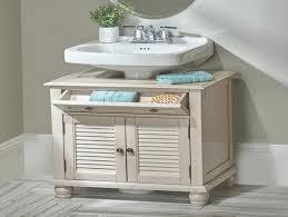 bathroom pedestal sink cabinet under pedestal sink storage cabinet medium size of soulful bathroom